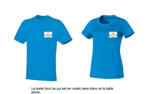 Vente Tee-shirt du SPUCTENNIS